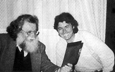 Pierre Restany et Max Cartier